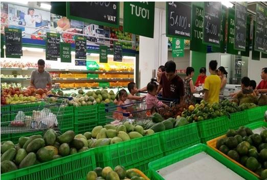 Nhập khẩu trái cây từ Trung Quốc giảm mạnh