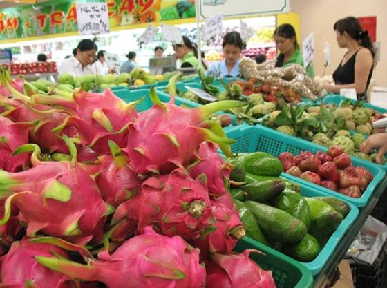 Nông sản và những con số ấn tượng