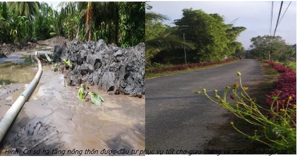 Diện mạo Tam Bình đổi thay sau 10 năm thực hiện xây dựng nông thôn mới