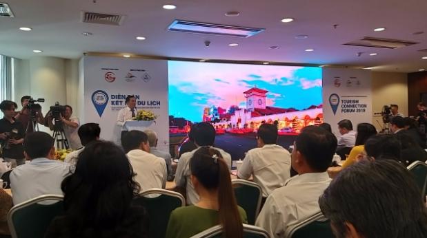 Vĩnh Long tham gia Diễn đàn kết nối du lịch thành phố Hồ Chí Minh - Đồng bằng sông Cửu Long lần I năm 2019