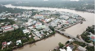 Mang Thít phấn đấu từ nay đến 2025  Thị trấn Cái Nhum trở thành đô thị loại 5