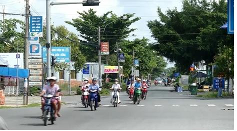 Bình Tân tỷ lệ đô thị hóa chiếm 20,9%
