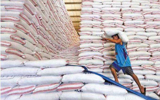 Thái Lan sắp mất vị thế cường quốc xuất khẩu gạo